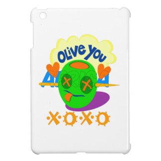 I Love XOXO Africa iPad Mini Case