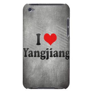 I Love Yangjiang, China iPod Case-Mate Cases