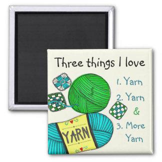 I love yarn MAGNET