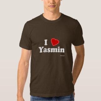I Love Yasmin Tshirt