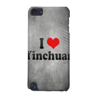 I Love Yinchuan, China. Wo Ai Yinchuan, China iPod Touch (5th Generation) Cover