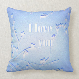 I love you <3 cushion