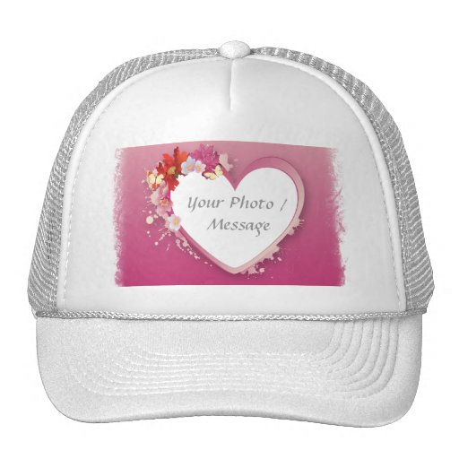 I Love You 5A1 Hat