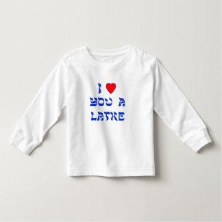 I Love You a Latke Tees