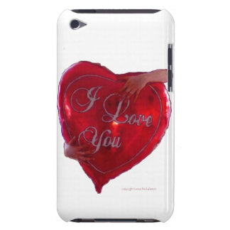 I Love You Balloon Barely There iPod Case