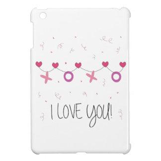 I love you Banner iPad Mini Case