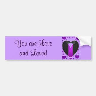 I Love You_ Bumper Stickers