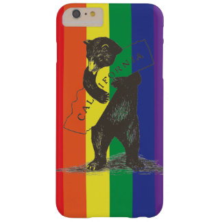 I Love You California--Rainbow Barely There iPhone 6 Plus Case
