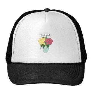 I Love You! Mesh Hat