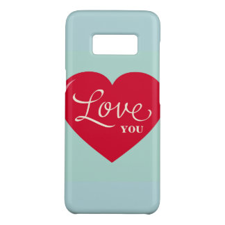 I love you Case-Mate samsung galaxy s8 case