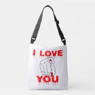 I Love You Crossbody Bag