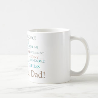 I Love You, Dad! Coffee Mug