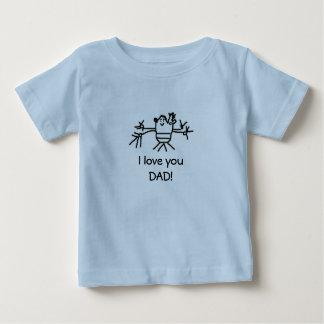 I love you Dad Shirt