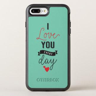 I Love You Everyday Valentine | Phone Case