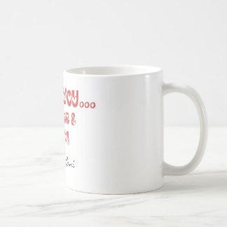 I Love You... Forever & a Day Coffee Mug