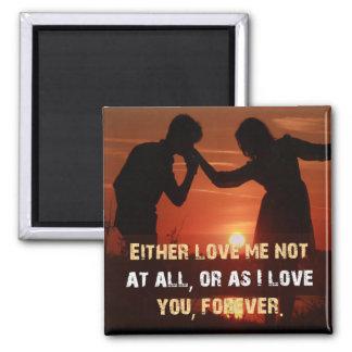 I Love You Forever Magnet