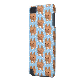 I Love You Frenchie iPod Touch (5th Generation) Case