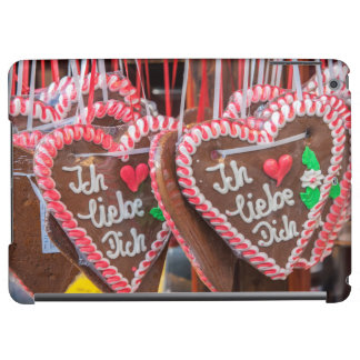 I Love You Gingerbread Hearts At The Holiday