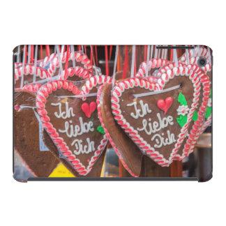 I Love You Gingerbread Hearts At The Holiday iPad Mini Retina Covers