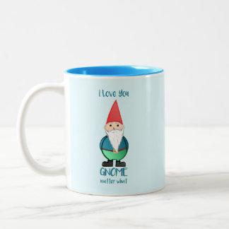 I love you GNOME matter what  - Mug