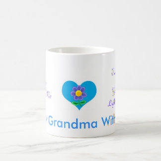 I Love You Grandma Coffee Mug