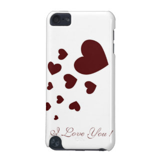 I Love You ! Hearty Ipod Touch  . iPod Touch (5th Generation) Cover