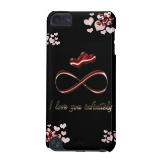 I love you infinitely iPod touch (5th generation) cases