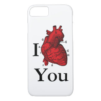 I Love You iPhone 8/7 Case