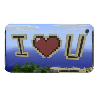 I love you iPod touch case