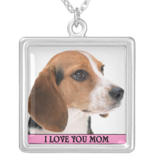 I Love You Mom Mothers Day gift idea Pendants