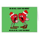 I love you more Christmas