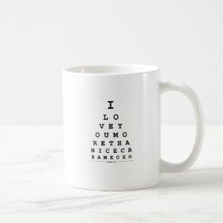 I Love You More Than Ice Cream Coffee Mug