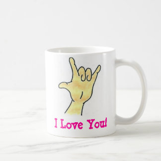 I Love You! Mug