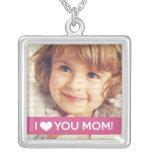 I Love You Mum - Custom Photo