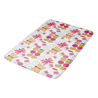 """I love you"" note, best gift ideas Bath Mats"