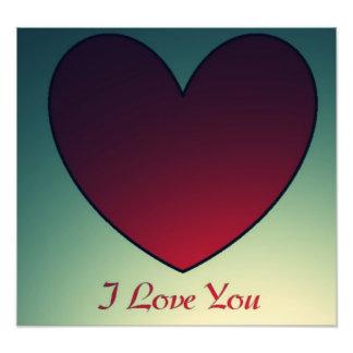 I Love You Photo Print