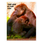 I Love You_ Postcard