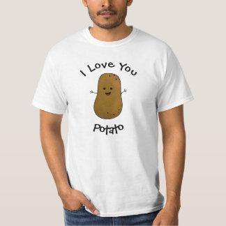 I Love You Potato T-Shirt