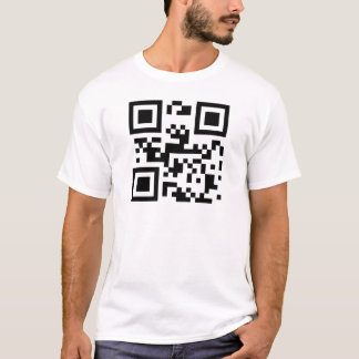 I Love You - QR Code T-Shirt