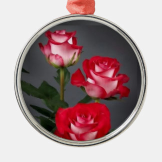 I Love You Red Roses - Ornament