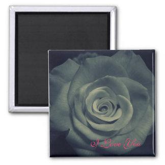 I Love You- Rose- magnet