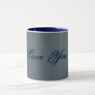 I Love You Sis Mug