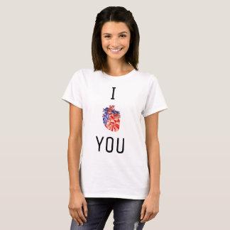"""I love you"" T-Shirt"