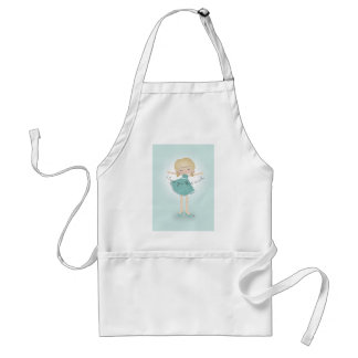I Love You This Much Standard Apron