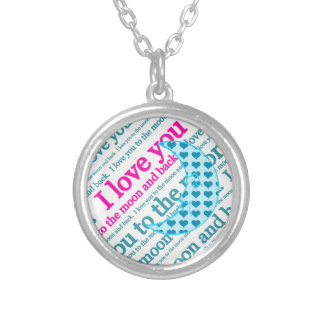 I Love You to the Moon and Back Mothers Day Gifts Jewelry