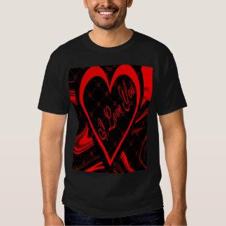 I Love You Tshirt