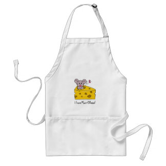 I love your Cheese Standard Apron