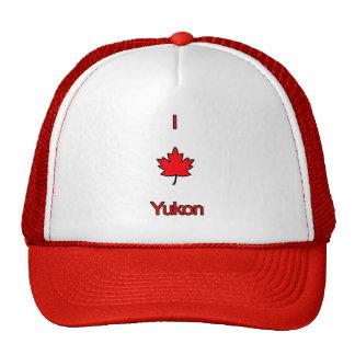 I Love Yukon Cap