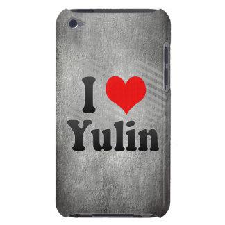 I Love Yulin, China. Wo Ai Yulin, China iPod Case-Mate Case