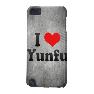 I Love Yunfu, China iPod Touch 5G Case